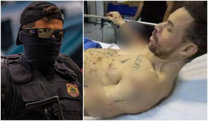 """Un puşcăriaş brazilian poreclit """"Lucifer"""" a ucis 48 de deţinuţi violatori şi singurul său regret este că nu poate să ucidă mai mulţi"""