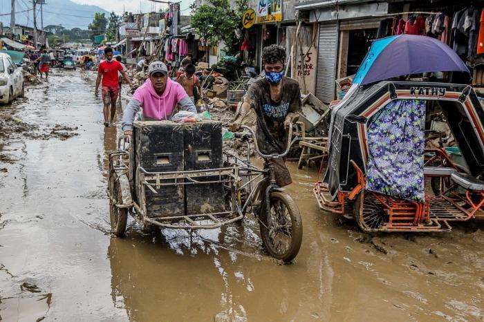 Vamco a fost cel mai mortal ciclon care a lovit Filipine în acest an
