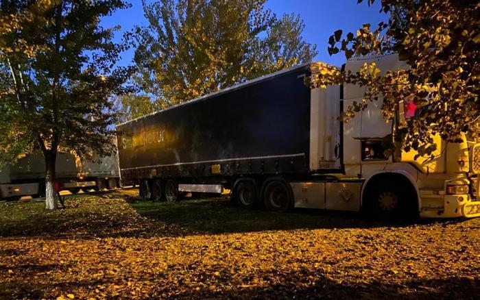 Un șofer de TIR care a încercat să scape de controlul CNAIR s-a ales cu 2 amenzi și o taxă de 1.000 de euro