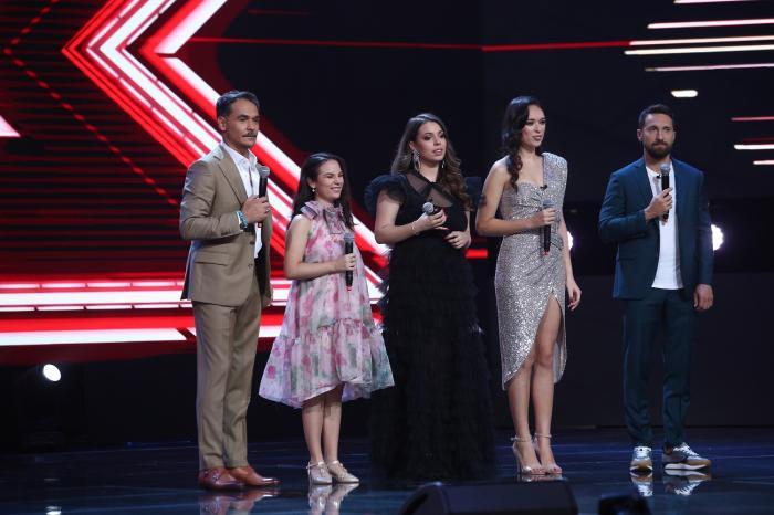 Grupa lui Ștefan Bănică, la Dueluri, în X Factor sezonul 9