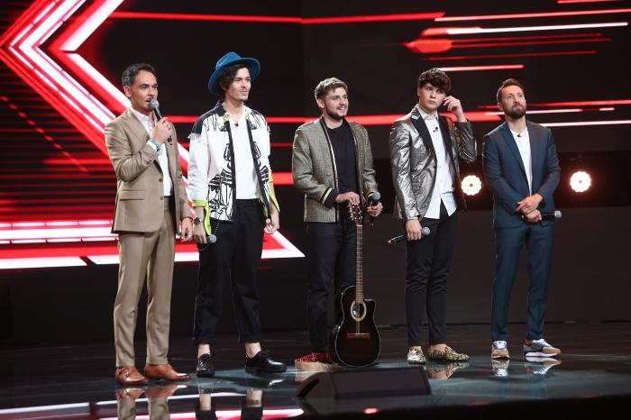 Grupa Loredanei, la Dueluri, în X Factor sezonul 9