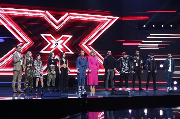 Grupa Florin Ristei, la Dueluri, în X Factor sezonul 9