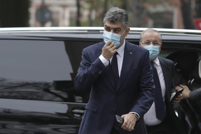 Consultări la Cotroceni pentru desemnarea premierului. Ludovic Orban: Așteptăm decizia președintelui