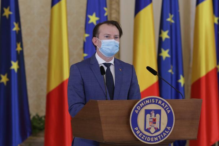 Guvernul Cîțu a primit votul de învestitură. Lista completă a miniștrilor din viitorul Executiv