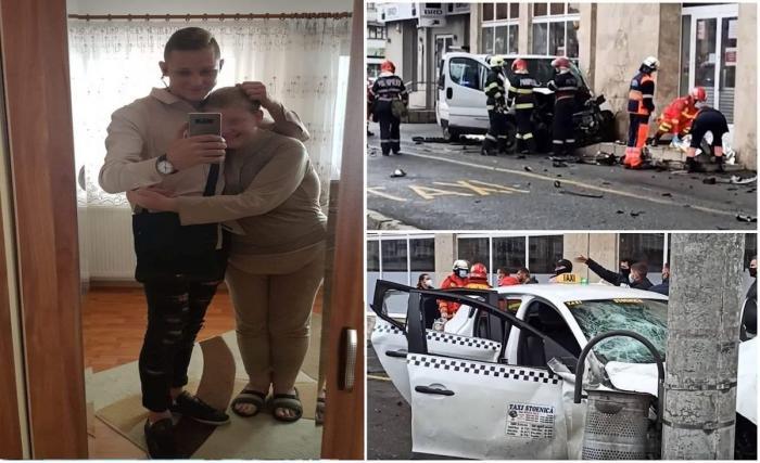 Fratele lui Cristian, tânărul ucis de Crăciun de un șofer drogat, a murit