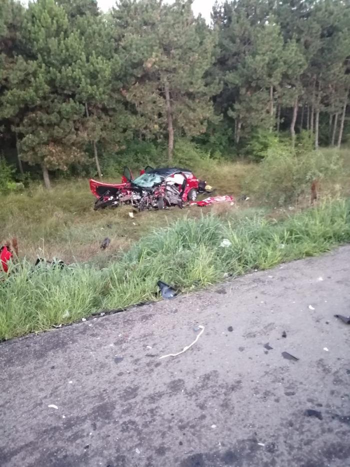 Un tată și fetița lui de 6 ani au murit pe loc, nevinovați, spulberați de un șofer intrat pe contrasens, pe Centura de Nord a Craiovei