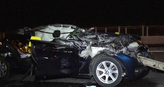 Șoferul care a ucis o fetiță și pe mama ei, lângă Pitești, a întors TIR-ul pe autostradă ca să scape de poliție