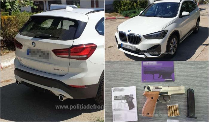 BMW confiscat