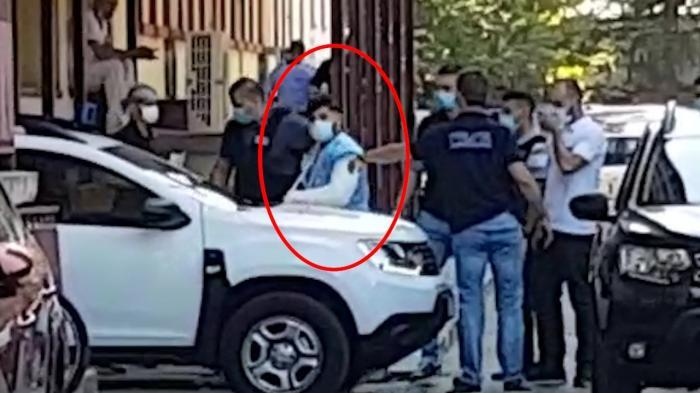Primele imagini cu presupusul criminal al lui Emi Pian. Principalul suspect, dus la audieri (Video)