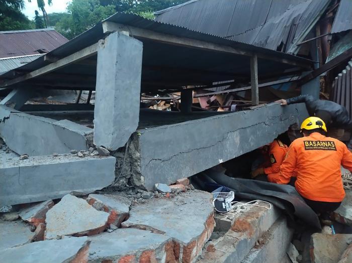 Cutremur devastator în Indonezia