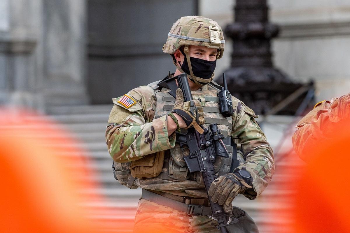 Capitala Statelor Unite ale Americii, împânzită de forţe de ordine
