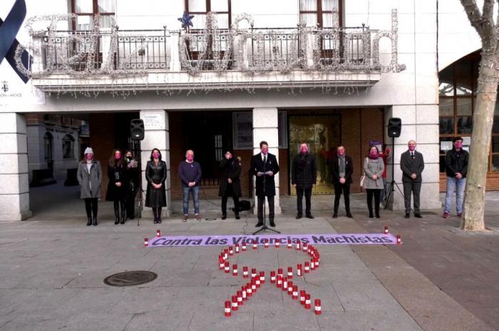 Administrația din Torrejon de Ardoz a ținut un minut de reculegere în memoria Ionelei