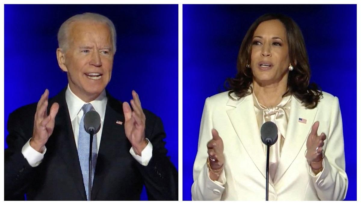 Joe Biden şi Kamala Harris au dat lovitura la alegerile prezidenţiale din Statele Unite ale Americii