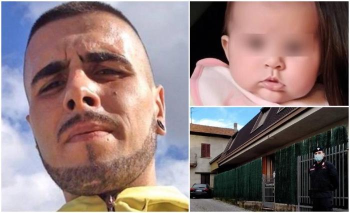 Românul Gabriel Robert Marincat, acuzat de moartea fetiței