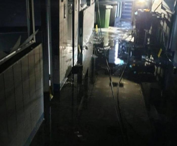 Primele imagini din pavilionul unde a izbucnit incendiul de la Matei Balș