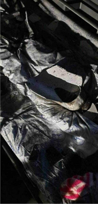 Imagini din pavilionul unde a izbucnit incendiul de la Matei Balș