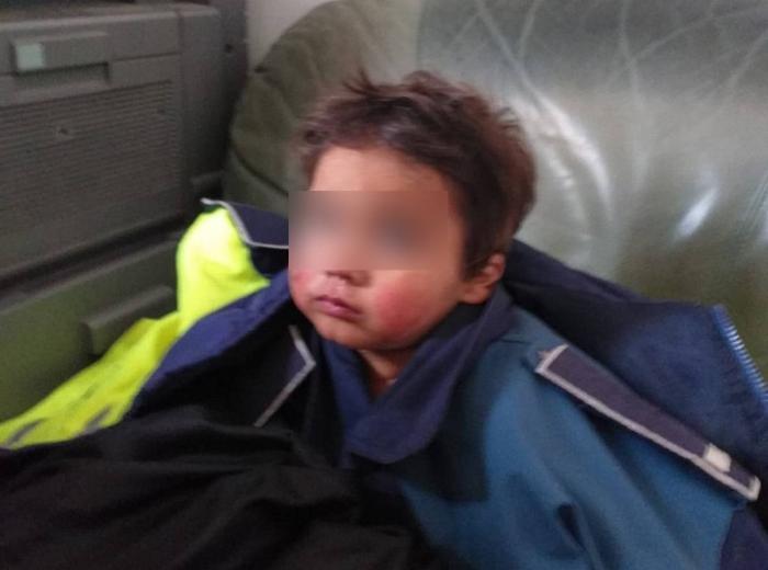Copilul de 3 ani dispărut în Covasna, într-o pădure din Hetea, a fost găsit de salvatori