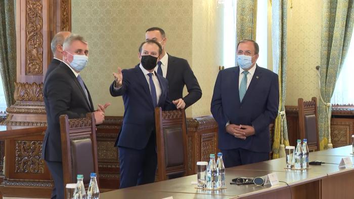 Florin Cîţu conduce delegaţia PNL la consultările de la Palatul Cotroceni