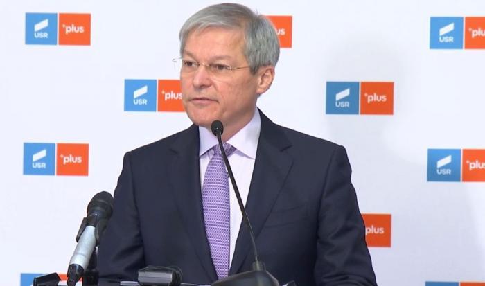 USR îl propune pe Dacian Cioloş pentru funcţia de prim ministru