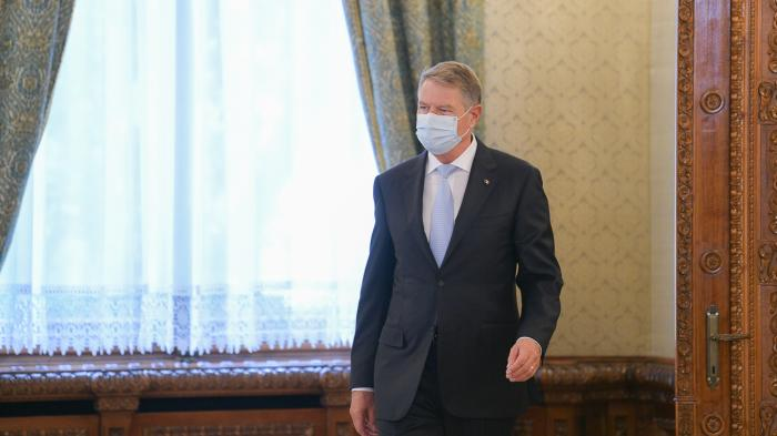 Klaus Iohannis, după consultările cu partidele parlamentare: Dacian Cioloş este propunerea mea pentru funcţia de premier