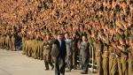 """Kim Jong-un promite că va pune bazele unei """"armate invincibile"""" și dă vina pe SUA pentru instabilitatea din peninsula coreeană"""