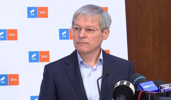 Dacian Cioloş, prima conferinţă de presă după desemnarea pentru funcţia de premier