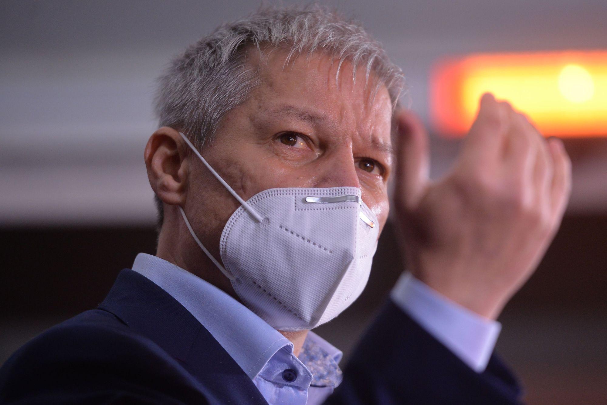 Dacian Cioloş, mesaj pentru cei care i-au transmis că a fost atras într-o capcană prin desemnarea ca premier