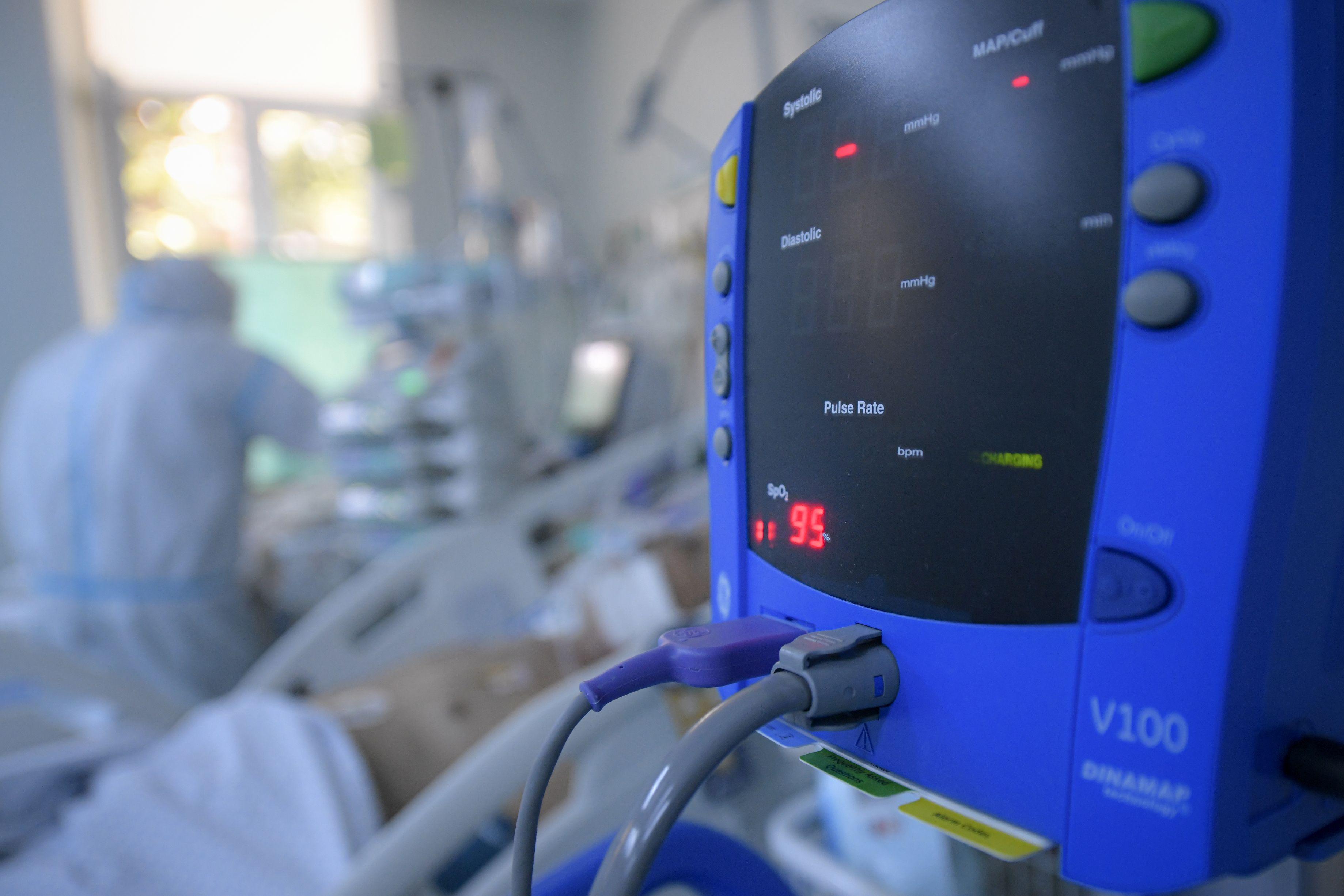 Polonia a trimis României 50 de concentratoare de oxigen pentru pacienții internați la spitalul modular de la Leţcani