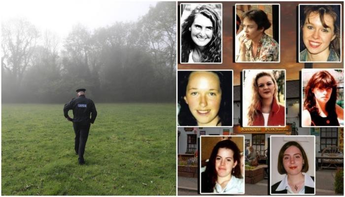 Rămășițele a opt tinere dispărute, căutate de zeci de polițiști într-o pădure din Irlanda. Fetele sunt de negăsit de peste 20 de ani