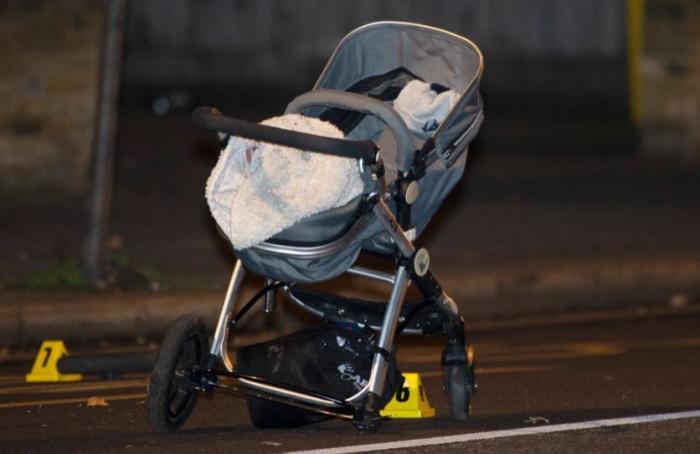 Mama şi copilul au fost ucişi de un şofer vitezoman