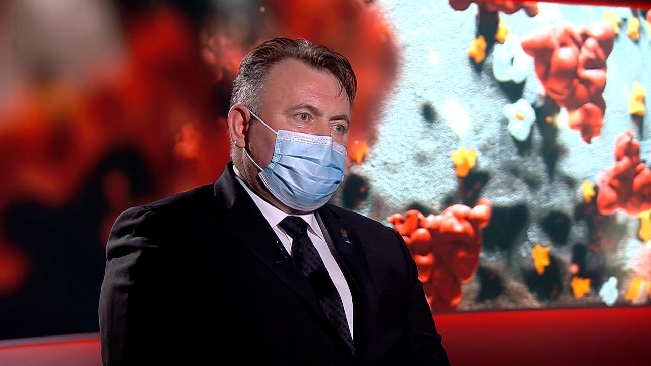 """""""Urmează altul până vom fi imunizaţi 70%. Trebuie să decidem dacă terminăm pandemia aici sau aşteptăm valul 5"""""""