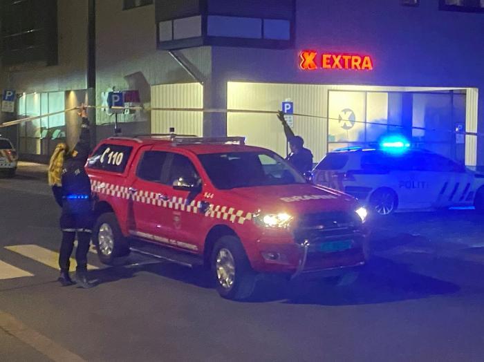 Atacurile au avut loc în mai multe zone din oraş