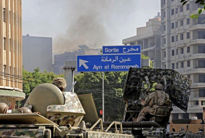 Focurile de armă răsună, joi, în capitala Libanului, Beirut