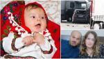 Fetița de nici 5 luni a unei românce, ucisă într-un accident cumplit în Bulgaria. Mama și frățiorul, în stare gravă la spital
