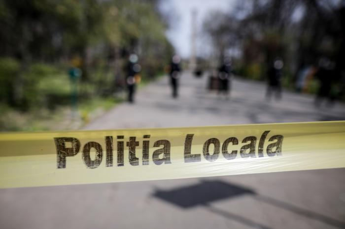 Bandă Poliţia Locală