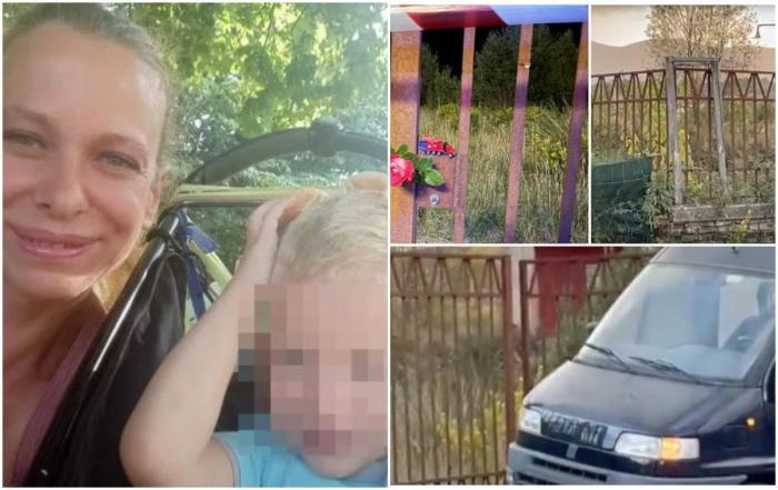 """""""Alex nu mai e al nimănui acum"""". Mesajul tulburător trimis de mama criminală din Italia fostului partener, alături de fotografia copilului mort"""