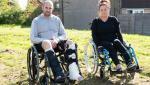 """Doi prieteni şi-au rupt picioarele după ce s-au strecurat noaptea într-un parc acvatic pentru a se da pe tobogan, în UK: """"Am fost idioţi, să ne învăţăm minte"""""""