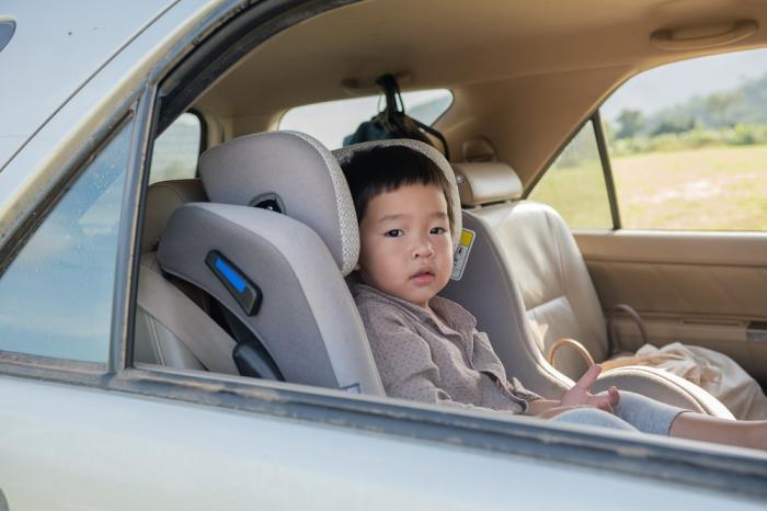 (P) Învață să alegi corect un scaun auto pentru copilașul tău!