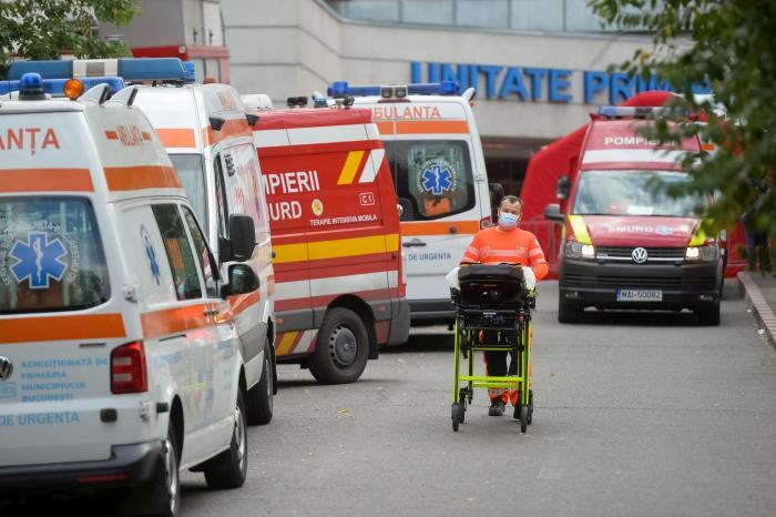 Surse Observator: România trimite bolnavi de Covid în Ungaria. Câteva sute de pacienţi vor fi transferaţi în ţara vecină
