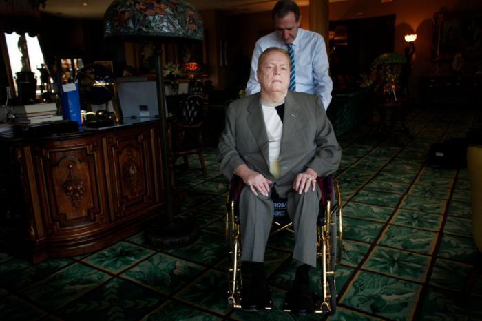 Larry Flynt a murit la vârsta de 78 de ani