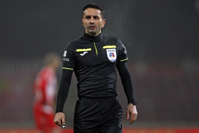 Sebastian Colţescu a fost scos de pe lista FIFA la sfârşitul anului trecut
