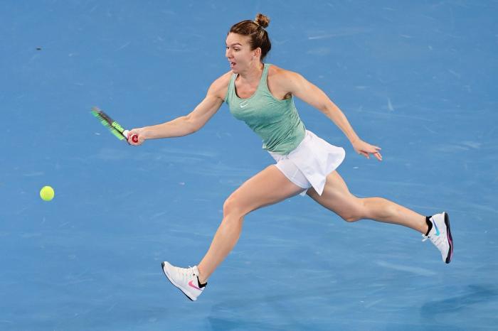 Simona Halep este la a 11-a prezenţă consecutivă pe tabloul principal de la Australian Open