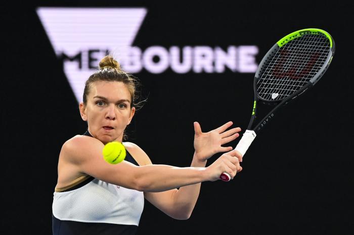 Simona Halep a învins-o pe Lizette Cabrera în primul tur la Australian Open 2021