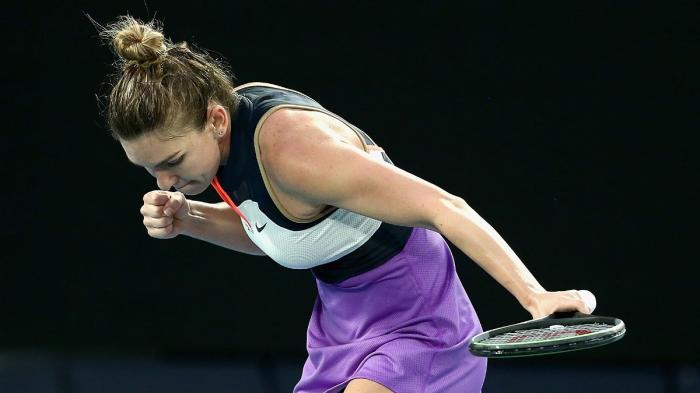 Simona Halep a fost semifinalistă anul trecut, la Australian Open