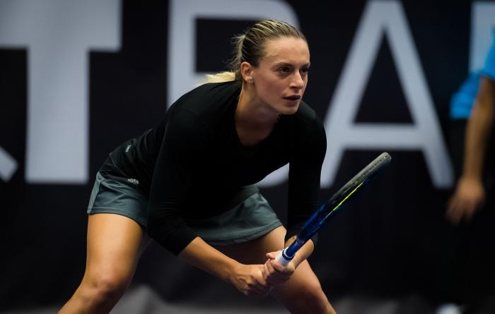 Ana Bogdan a pierdut cu Danielle Collins, la Australian Open 2021