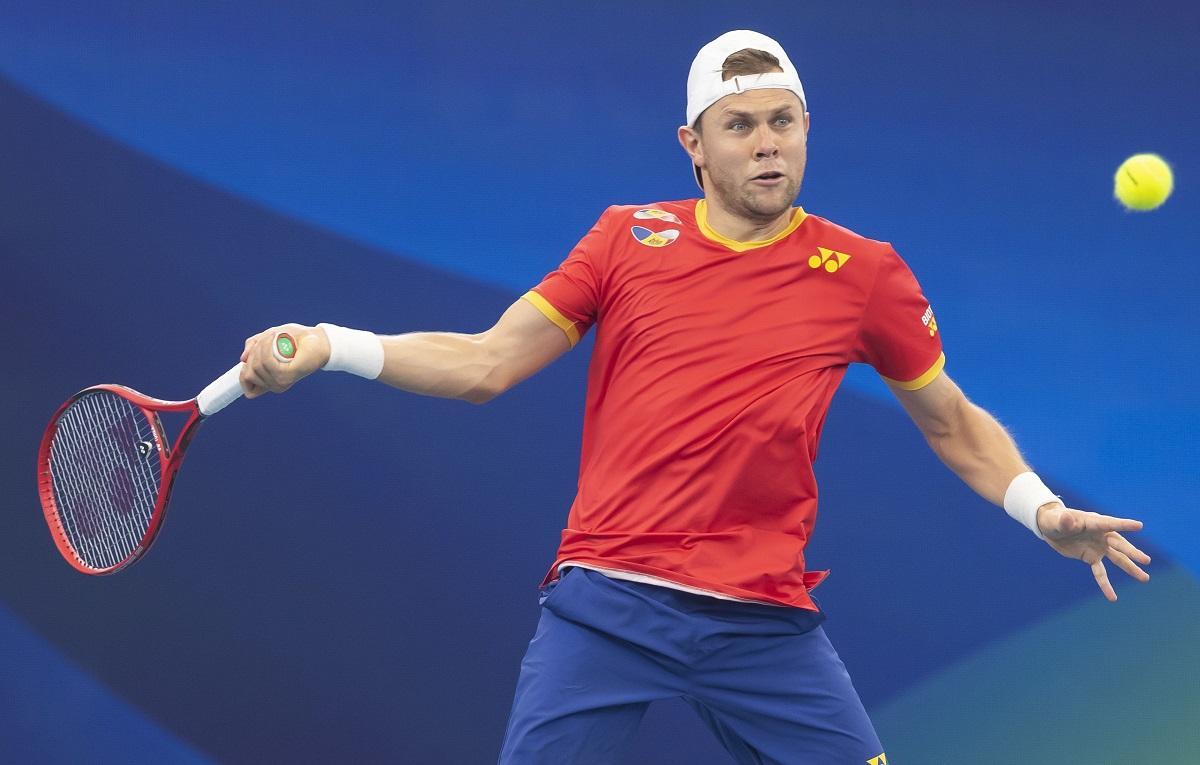Radu Albot a produs o mare surpriză la Australian Open 2021
