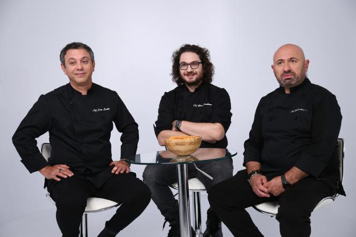 Debut în forță pentru noul sezon Chefi la cuțite. Emisiunea a fost lider de audiență pe publicul comercial