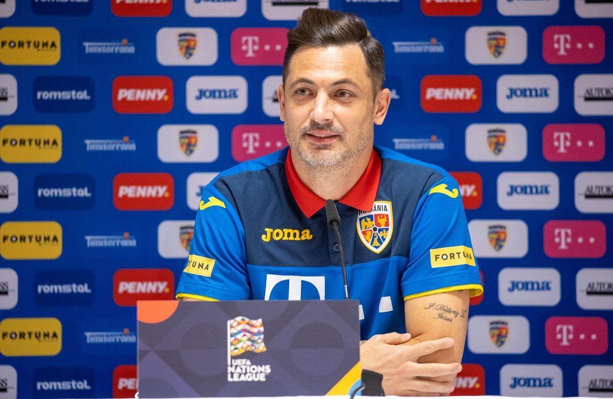 Mirel Rădoi speră ca România să obţină o victorie cu Macedonia de Nord