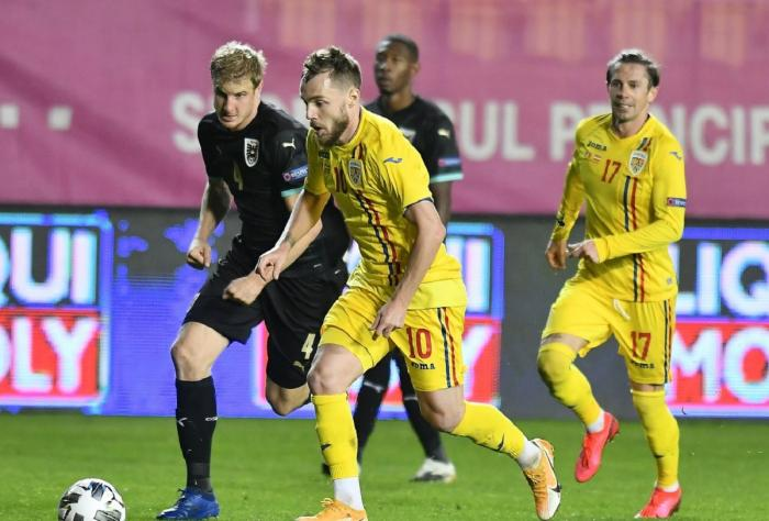 """România - Macedonia de Nord este primul meci jucat de """"Tricolori"""" în preliminariile Campionatului Mondial de fotbal de anul viitor"""