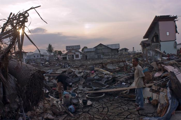 Tsunami Indonezia